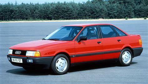 Audi Quattro 1991 by 1986 1991 Audi 80 90 Quattro B3 Specifications Classic And