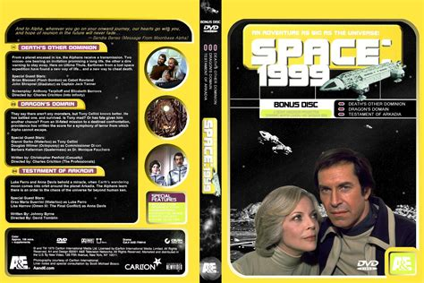 out of space and time volume 1 series 1 space1999 org homage to the quot space 1999 quot science