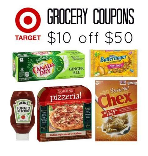 walmart grocery printable coupons 2015 target grocery coupons for 10 off 50 stacking coupons