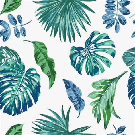 Kemeja Green Blue Leaf blue green watercolor paintings paint color ideas