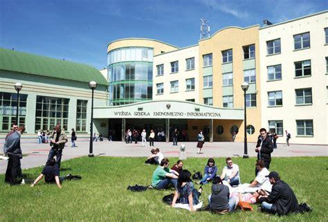 Mba Colleges In Poland by قبولات جامعية