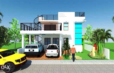 design a house 2 storey house design with roof deck ideas design a