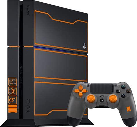 Playstation 4 Slim 1tb Limited Edition Console Cod Wwii Bundle R1 playstation 4 1tb console limited call of duty black