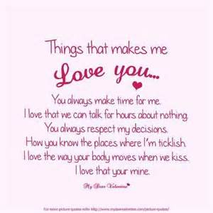 Love Quotes For Him To Her by Love Quotes For Her From Him For Facebook Collection Of