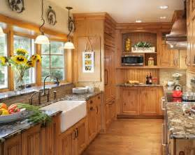 Home Decorating Dilemmas Knotty Pine Kitchen Cabinets Furniture Traditional Kitchen With Pine Cabinets Also White Sink And Classic Faucet Design Also