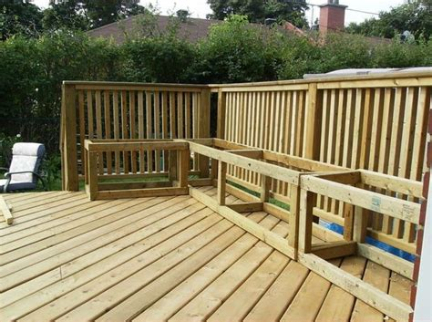 build deck bench 25 best ideas about deck storage bench on pinterest