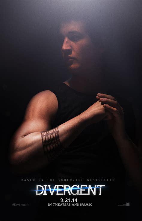 film divergent divergent character posters divergent stars miles teller