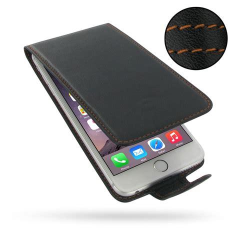 Iphone 6 Plus Wallet Flip Premium Leather Dompet Casing Kuiit iphone 6 6s plus leather flip carry orange stitch pdair