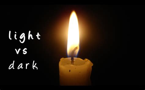 light in the dark candle company march 2013 my message