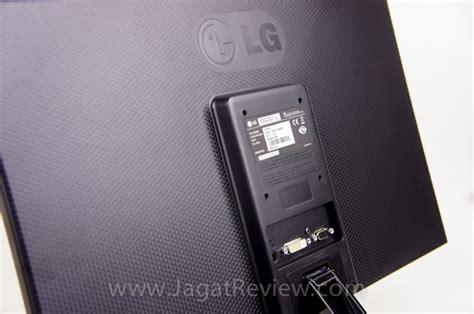 Monitor Lg Flatron E2242 review lg e2242 led layar hd terjangkau kualitas memukau jagat review