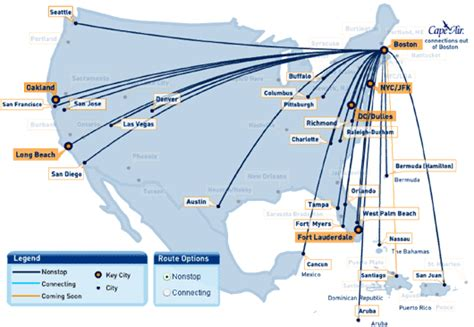 jetblue route map image gallery jetblue routes