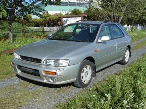 Subaru Impreza Wagon For Sale by Subaru Impreza Sports Wagon 15i 1999 Used For Sale