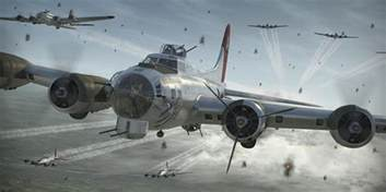 17g Hikin' For Home is a piece of digital artwork by Robert Perry ... B 17 Flying Fortress Wallpaper