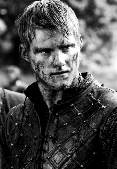 vikings alexander ludwig reveals 5 things about bjorn names of ragnars sons vikings bjorn ironside