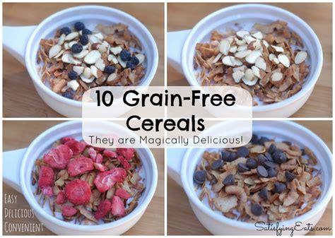 grain free food recipes 10 grain free cereal recipes more breakfast ideas