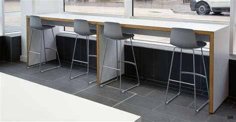 Long office tables tall narrow bar table long bar height table