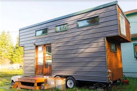 Small Homes For Sale Wa 160 Sq Ft Tiny House For Sale In Olympia Wa