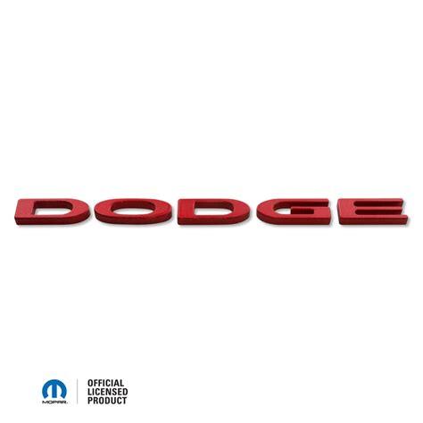 logo dodge challenger challenger quot dodge logo quot exterior badge