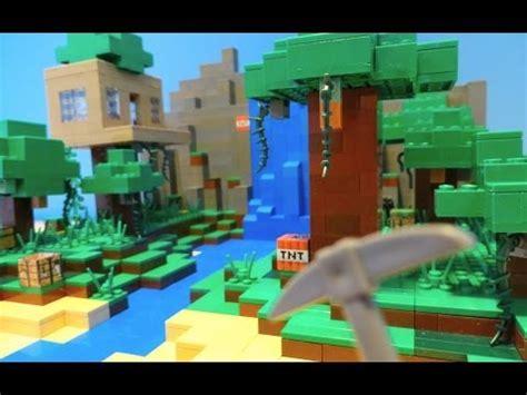 Lego Myspace Minecraft Sy270 1 lego minecraft jungle vidoemo emotional unity