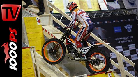 Trial Motorrad Mieten by Video Indoor Trial Chionship X Trial 2015 In Wiener
