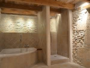Modele De Salle De Bain Marocaine #8: Salle-de-bain-avec-douche ...