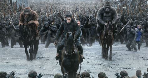 Summer Of Blockbuster Thirds Continues Of The Caribbean At Worlds End Premiere by War For The Planet Of The Apes Review 2 The Best Sequel