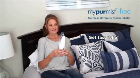 zicam commercial actress mypurmist tv commercial natural drug free relief ispot tv