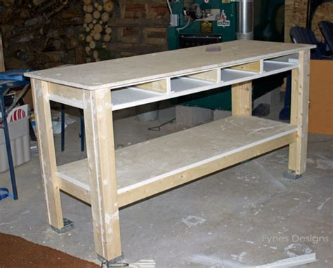 building a work table best simple workbench plans best house design best and