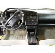 1997 Volkswagen Passat GLX Wagon Beige Dashboard Photo
