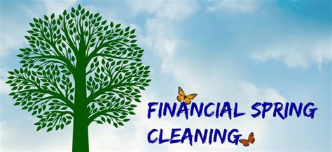 Spring Cleaning 2017 Financial Spring Cleaning Tips Talking Cents