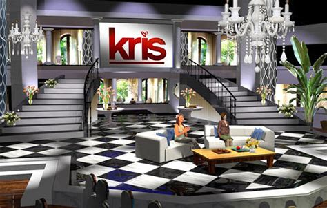 Kris Jenner Foyer by Look Kris Jenner Goes Glam With New Talk Show