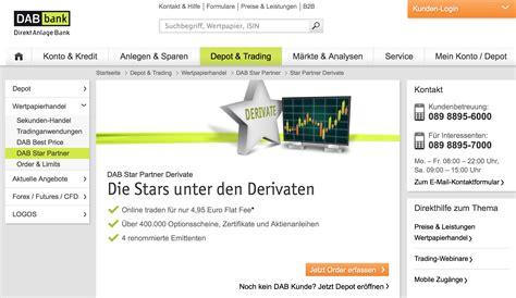 dab bank tradingcenter daytrading broker im test diese 5 broker k 246 nnen punkten