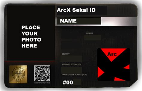 deviant id card template arcx blank id card template by hush janiz15 on deviantart