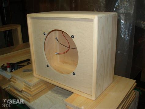 Diy Guitar Speaker Cabinet Plans by Beautiful Diy Speaker Cabinets 1 Diy Guitar Speaker