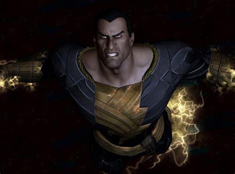 Black Adam black adam now confirmed as playable character in