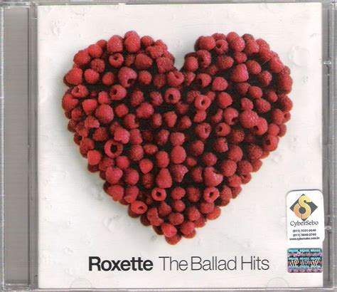 Cd Roxette The Ballad Hits 1 cd roxette the ballad hits r 20 00 em mercado livre