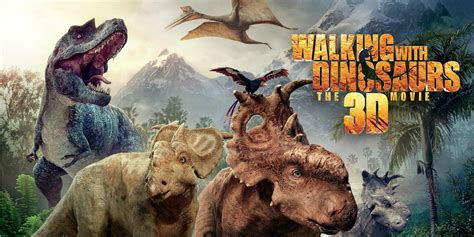 download film walking dinosaurus walking with dinosaurs the 3d movie review steven