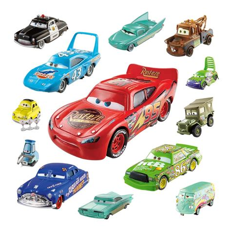 Auto Cars by Disney Cars 2 Charakter W1938 Die Cast Auto Toyauto