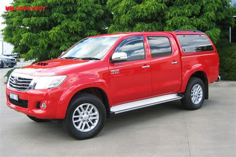 Toyota Ute Canopy Toyota Hilux Sr5 So Carryboy Fiberglass Canopies