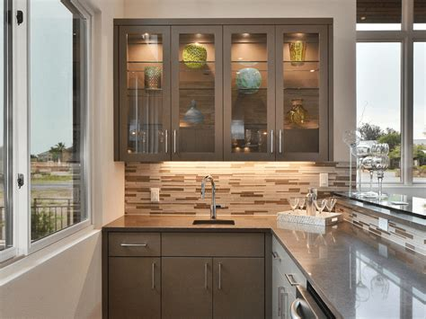 Kitchen Cabinet With Glass Door Inserts Anchor Ventana Glass