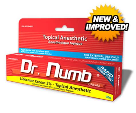 dr numb tattoo cream dr numb lidocaine cream 30g huck spaulding