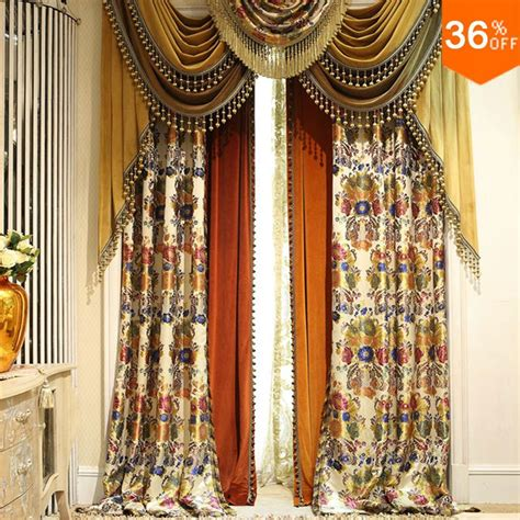 egyptian curtains aliexpress com buy gold new 2016 colorful flower pyramid