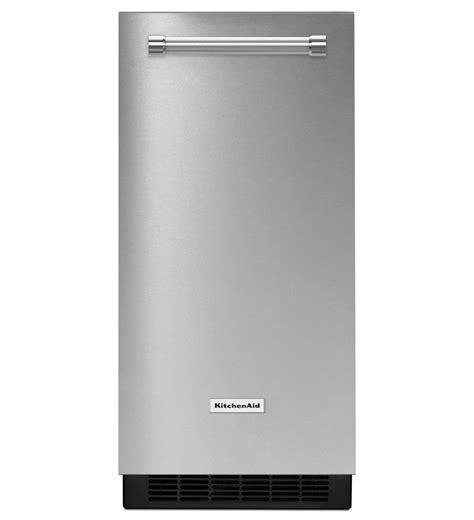 KitchenAid® 15'' Automatic Ice Maker (KUIX305ESS Stainless Steel)