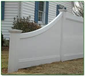 Pvc Trellis Panels Fence Astonishing Vinyl Fence Panels Design Mocha Vinyl