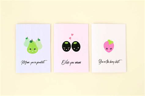 To Be S Day Card Printable Pun S Day Cards Make And Tell