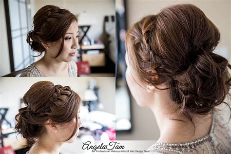 hair shows in los angeles area angela tam wedding makeup artist and hair design