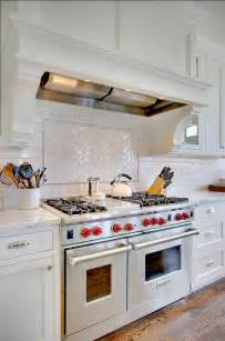 White Backsplash Kitchen by Transitional And Traditional Interior Design Ideas Home