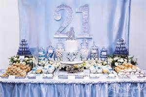 21st birthday decorations for testimonials rock paper sugar events