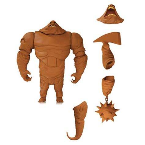 Set Emilia Batwing the new batman adventures clayface deluxe figure
