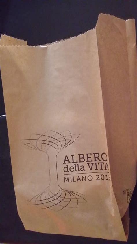 carta per alimenti personalizzata sacchetto pane personalizzato expo tovagliette di carta